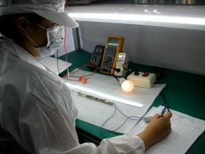 LED 燈電源測試與記錄
